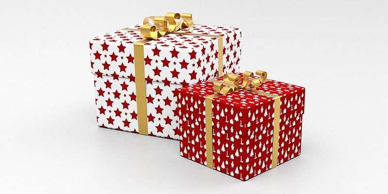 Dárkové poukazy a dárky